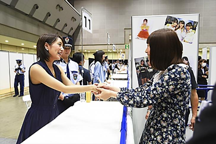 AKB48握手会