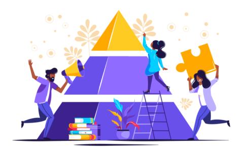 人生には戦略が必要だ!「戦略ピラミッド」を使った人生戦略の立て方とは?