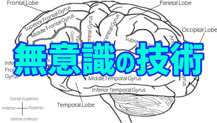 年収1000万円稼ぐ方法とは「無意識」を使うこと!?