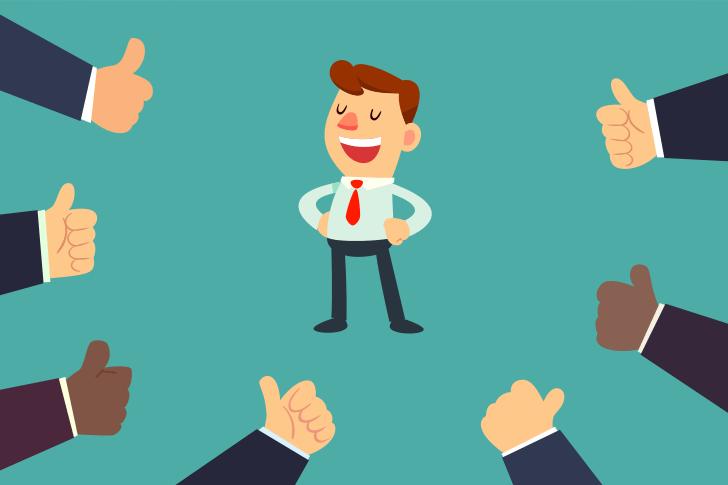 起業に向いてる人5:承認欲求が強い