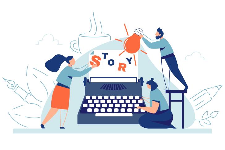 プロフィール記事の書き方3:ストーリーを使う