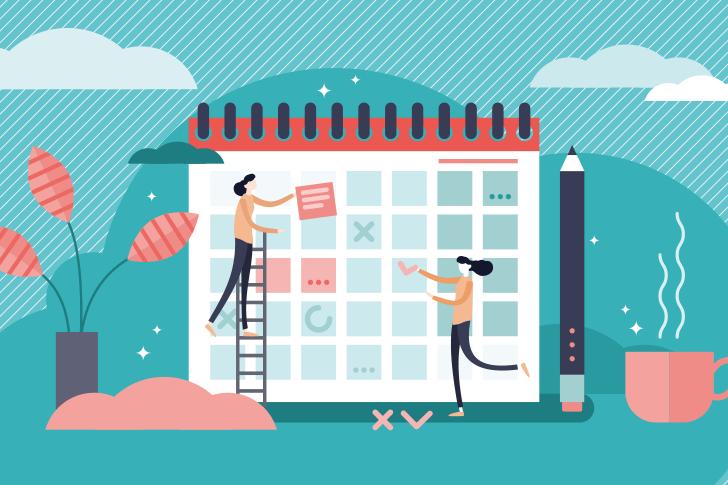 ブログを続けるコツ3:習慣化する