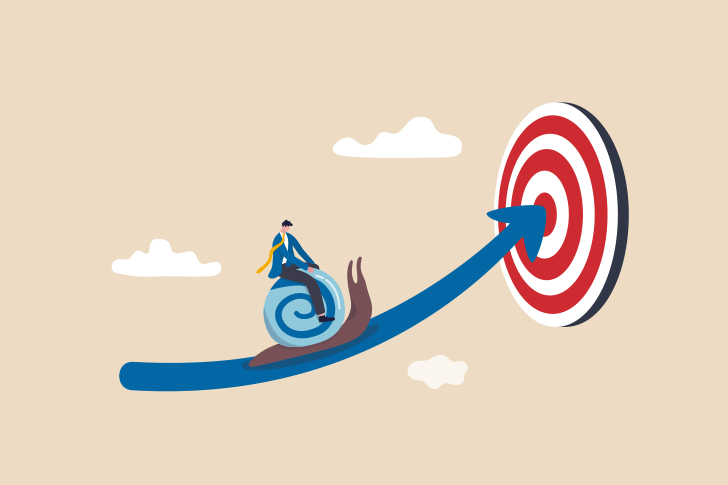 ブログのデメリット1:稼げるようになるまで時間がかかる